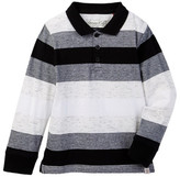 Sovereign Code Cester Long Sleeved Knit Polo (Toddler & Little Boys)