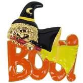 RUCINNI Halloween BOO! Brooch