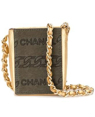 Chanel Pre Owned mini chain pochette