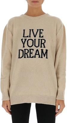 Alberta Ferretti Live Your Dream Jumper