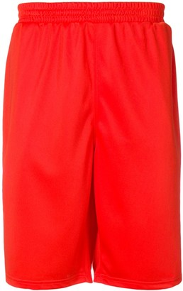 Fila Logo Side-Stripe Shorts