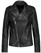RtA Morisson Fringed Leather Jacket