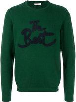 Sun 68 The Best embroidered sweatshirt