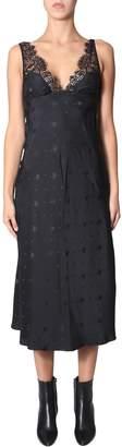 McQ V-neck Dress