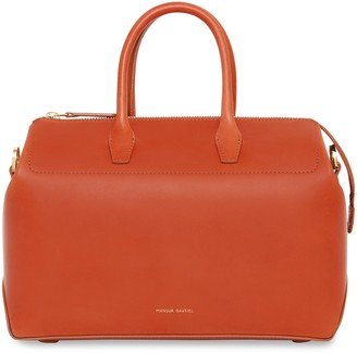 Mansur Gavriel Brandy Mini Travel Crossbody Bag - Avion