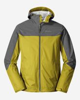 Eddie Bauer Men's Cloud Cap Flex Rain Jacket