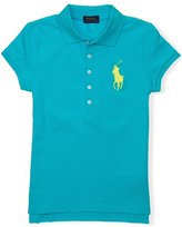 Ralph Lauren Big Pony Cotton Polo