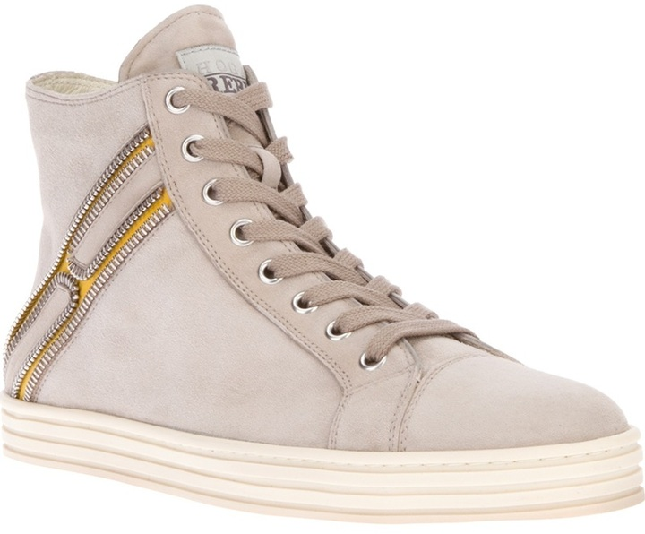 Hogan 'Rebel' hi-top sneaker