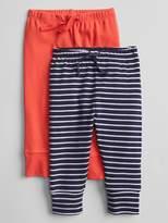 Gap Favorite Stripe Pull-On Pants (2-Pack)