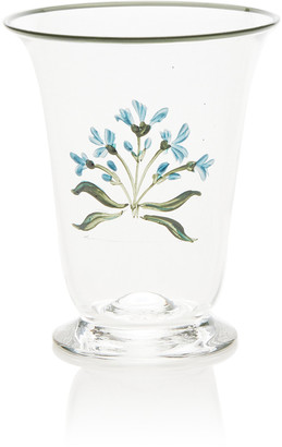 Riley Sheehey for Moda Domus Exclusive Painted Murano Wine Glass