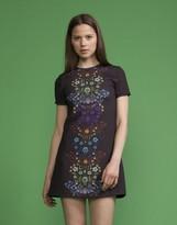 Cynthia Rowley Bonded T-Shirt Dress