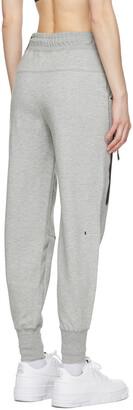 Nike Grey Sportswear Tech Lounge Pants