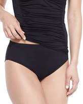 LaBlanca La Blanca High-Waisted Tummy Toner Swim Bottom