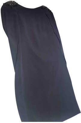 Pierre Cardin Blue Cotton Dress for Women