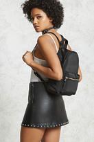 Forever 21 FOREVER 21+ Medium Nylon Backpack