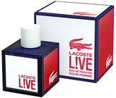Lacoste Men's L!ve 1.3 Oz Spray