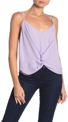 Lush Knot Front Camisole