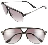 Carrera Men's Eyewear 61Mm Sunglasses - Ruthenium