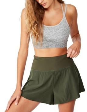 Cotton On High Waist Running Shorts