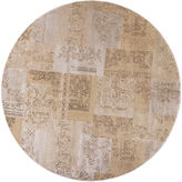 Kas Donny Osmond Timeless by Tapestry Round Rug