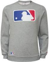 New Era MLB Logo Authentic Crewneck Sweater Pullover M L XL XXL