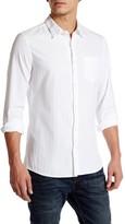 Rogue Long Sleeve Classic Fit Woven Shirt