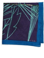 Paul Smith Men's Cotton Pocket Square