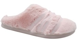 KensieGirl Kensie Women's Faux Fur Slip On Comfy Cozy House Slippers