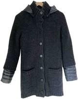 Duvetica Grey Coat for Women