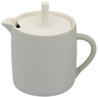 Sue Ure Maison - Teapot - 11.5x10.5 | ceramic | grey - Grey/Grey