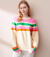 Lou & Grey Rainbow Cookie Sweater