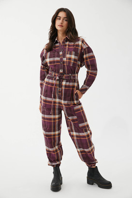 Urban Outfitters Adam Corduroy Coverall Jumpsuit