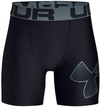 Under Armour Boys HeatGear Fitted Shorts