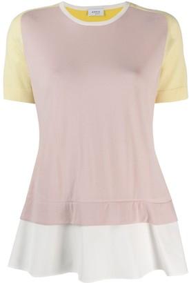 Akris Punto layered T-shirt