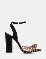 Forever New Minnie Knot Vamp Heels