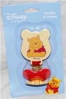 Disney Winnie The Pooh Pacifier and Attacher Holder
