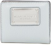 Marc by Marc Jacobs Classic Open Face Billfold Leather Wallet