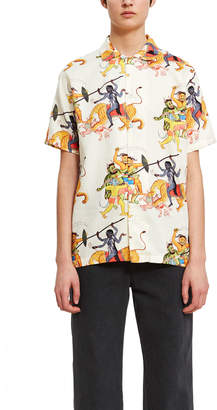 Endless Joy Kali Shirt Aloha Shirt