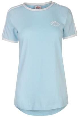 Lonsdale London Retro T Shirt Ladies