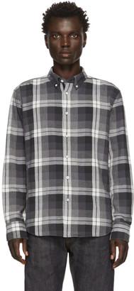 Rag & Bone Black Check Fit 2 Tomlin Shirt