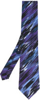 Etro abstract print tie - men - Silk - One Size