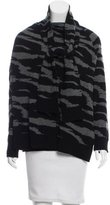 Edun Wool Wrap Sweater w/ Tags