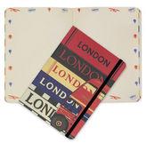 Cavallini NEW City Guide Notebook London