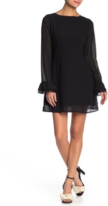 Line & Dot Jayne Mini Dress