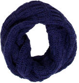 Tory Burch Knitted Logo Snood w/ Tags