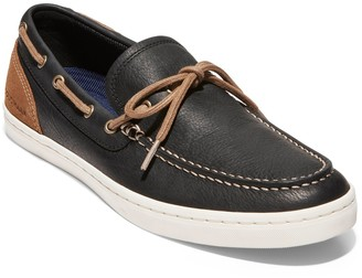 Cole Haan Nantucket Moc Toe Boat Shoe
