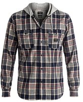 Quiksilver Men's Fellow Player Shirt