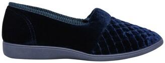 Grosby Marcy Navy Slipper