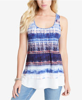Karen Kane Layered-Look Tank Top