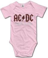 ViVi 66 An Baby Clothes Bodysuit Romper (For 6-24 M )- AC DC